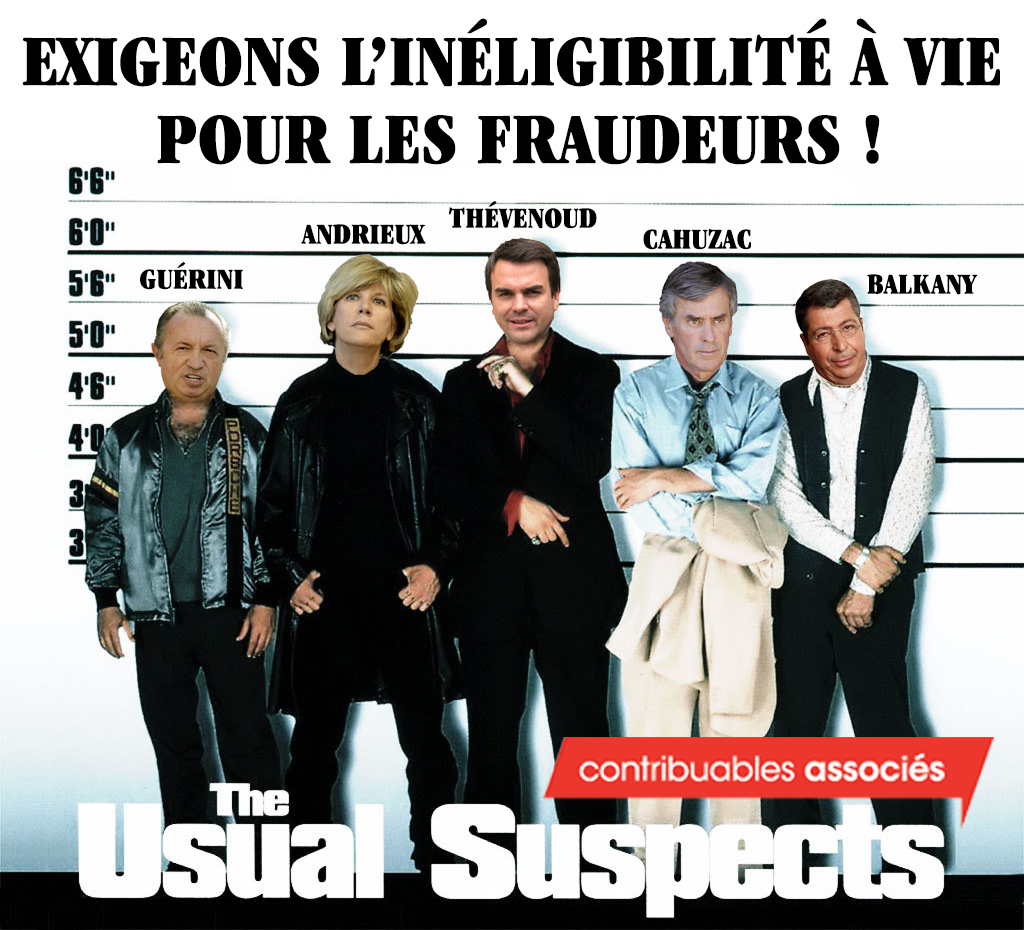 Usual Suspects Contribuables Associés