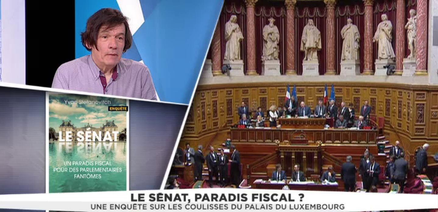 Le Sénat. Un Paradis Fiscal Pour Des Parlementaires Fantômes
